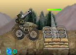 Heavy Truck - Monster Truck Games
