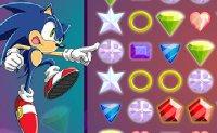 Sonic, série de 3, réflexion, série de trois