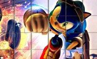 casse-tête, Sonic, puzzle