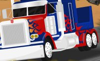 Transformers,optimus prime,autobots,transport d'armes,camion
