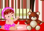 bébé, décoration, styliste, look