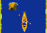 canoe, sport, jeux olympiques, bateau