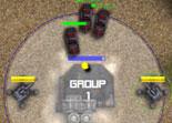 stratégie, 3D, défense, tower défense