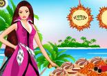 Barbie, dessert, cuisine, décoration