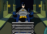 héros, Batman, casser des briques