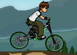 BMX, héros, vélo, Ben 10