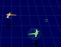 pilotage, pilote, espace, vaisseau spatial, aeronef, duel, cosmos