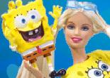 Barbie, Bob L'Eponge, mémoire