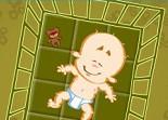 bébé, baby sitter, baby, bambin