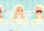 bébé, nourrice, gestion
