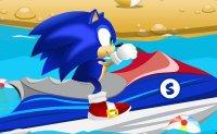 jetski, Sonic, sport aquatique
