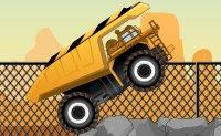 poids lourd, camion, livraison