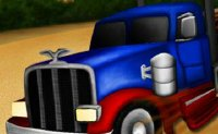 camion, livreur, truck