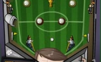 Hansen's Eyebrows World Cup Pinball
