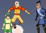 Avatar The Last Air Bender: Trials Of Serpent's Pass