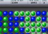 bubble, bulle, blocs de couleurs