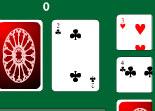 cartes, solitaire, poker, réflexion