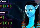 Avatar, habillage, fille, dress up