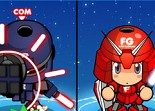 combats, combattant, robots, guerrier