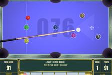 Billiard - Lightning Break Game