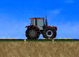 course de tracteur, tractor, tracteur