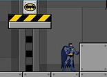 Batman, Gotham, plateforme, héros,  chauve-souris