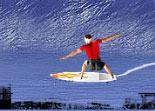 surf, sport aquatique, surfeur