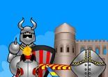 chevaliers, joutes médiévales, chevalerie