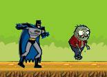 Batman, zombie, plateforme, super héros