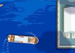 bateau, paquebot, navigation, parking