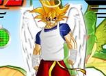 Goku, habillage, héros, vêtements