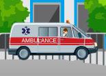 Ben 10, ambulance, conduite, voiture