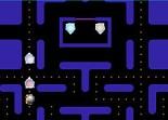 Pacman, labyrinthe, fantôme