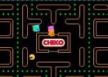 Pacman, labyrinthe, fantôme, arcade