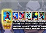 Dragon Ball Z, cartes, héros, questions