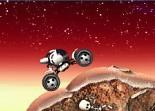 buggy, Mars, voiture, tout terrain