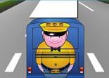 autocar, transport en commun, autobus