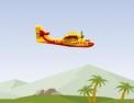 canadair, pilotage, avion, aviation, feu, pompier, pilote, incendie