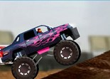 course, monster truck, 4x4, voiture