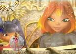 bulles, magiques, fées, sorcières, Winx, fille