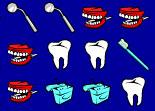 dentiste, série de trois, observation, série de 3