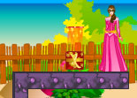Cartoon, Princess Rose, stratégie, réflexion