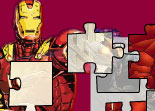 Iron Man, puzzle, observation