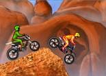 moto trial, course, bécane, 2 roues