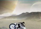 moto, motard, bécane