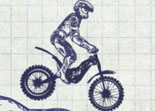 moto trial, vtt, quad