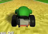 karting, kart, course, 3D
