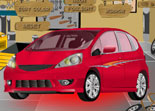 design, personnalisation, Honda, voiture, tuning, customisation