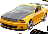 Mustang, voiture, design, customisation, tuning, personnalisation