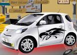 Toyota IQ-04, voiture, personnalisation, customisation
